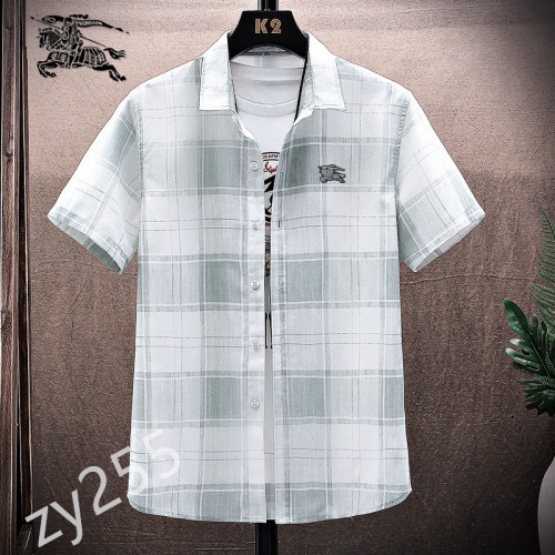 Burberry Shirts Short Sleeved For Men #849783