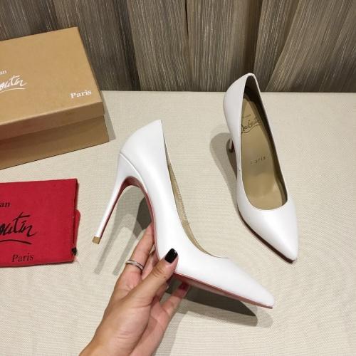 Christian Louboutin High-heeled shoes For Women #849794