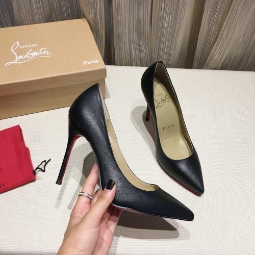 Christian Louboutin High-heeled shoes For Women #849797