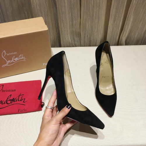 Christian Louboutin High-heeled shoes For Women #849808