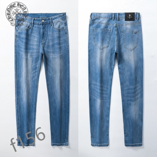 Chrome Hearts Jeans For Men #849846
