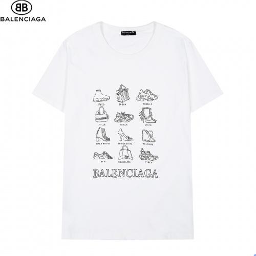 Balenciaga T-Shirts Short Sleeved For Men #849864