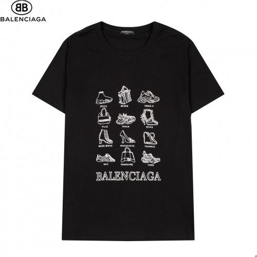 Balenciaga T-Shirts Short Sleeved For Men #849865