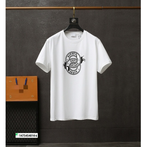 Burberry T-Shirts Short Sleeved For Men #849866