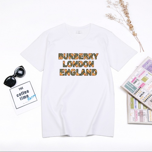 Burberry T-Shirts Short Sleeved For Men #849868