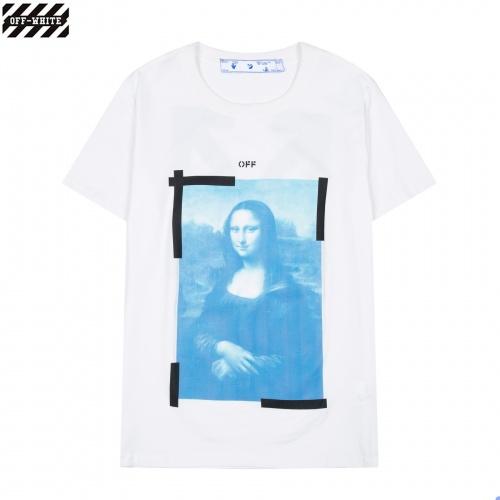 Off-White T-Shirts Short Sleeved For Men #849996