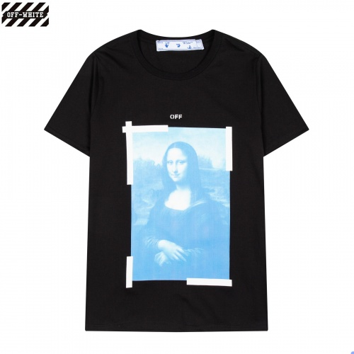 Off-White T-Shirts Short Sleeved For Men #849998