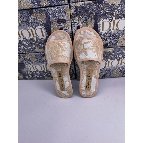 Christian Dior Slippers For Women #850097