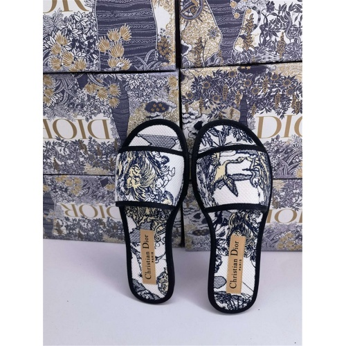 Christian Dior Slippers For Women #850098