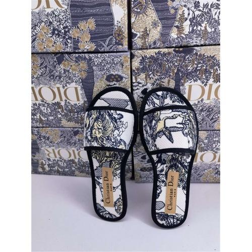 Christian Dior Slippers For Women #850098