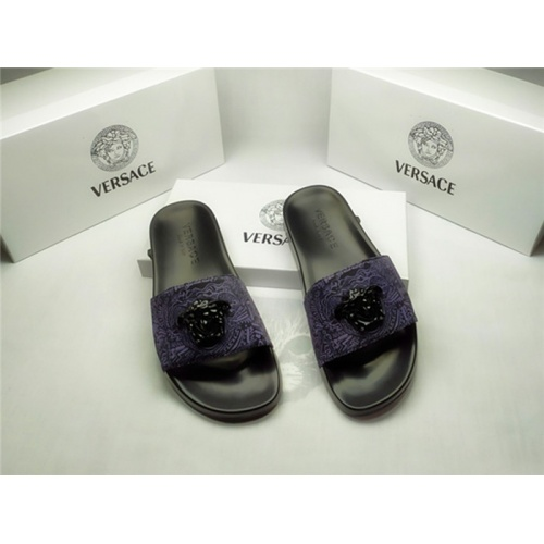 Versace Slippers For Men #850109