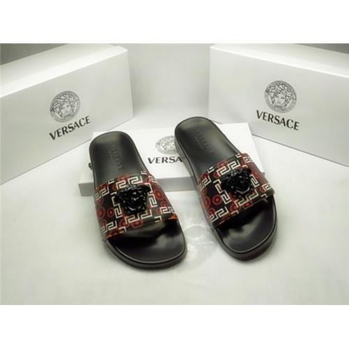 Versace Slippers For Men #850120