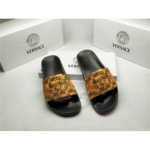 Versace Slippers For Men #850130