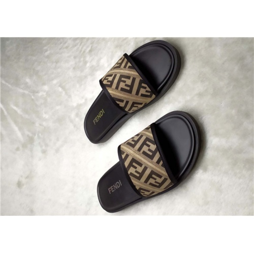 Fendi Slippers For Men #850135