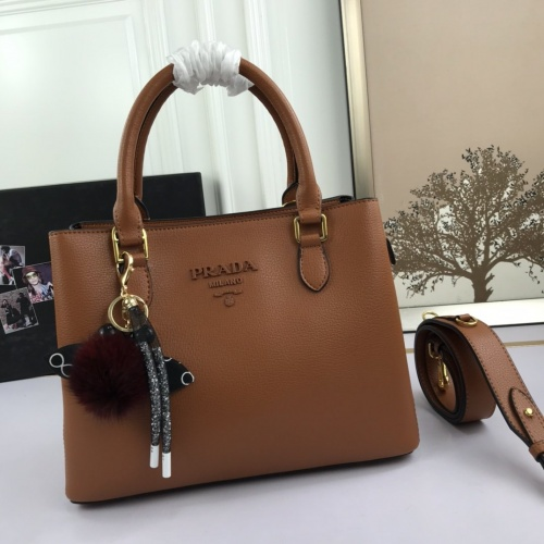 Prada AAA Quality Handbags For Women #850186