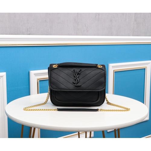 Yves Saint Laurent YSL AAA Messenger Bags For Women #850201