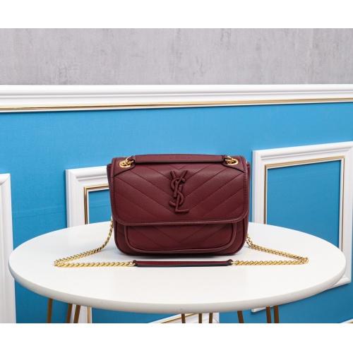 Yves Saint Laurent YSL AAA Messenger Bags For Women #850203