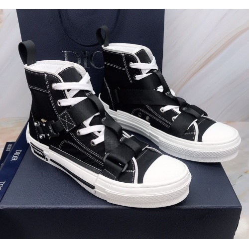 Christian Dior High Tops Shoes For Men #850205
