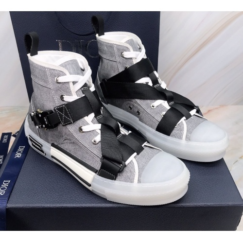 Christian Dior High Tops Shoes For Women #850212