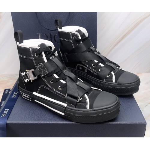 Christian Dior High Tops Shoes For Women #850213