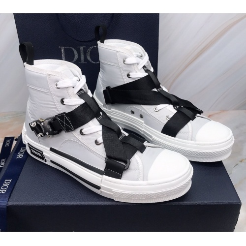 Christian Dior High Tops Shoes For Women #850214