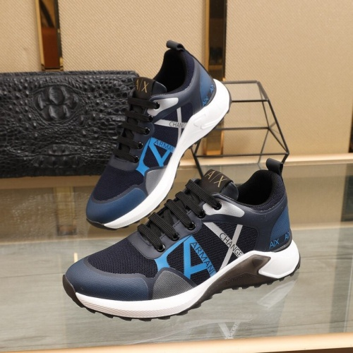 Armani Casual Shoes For Men #850377