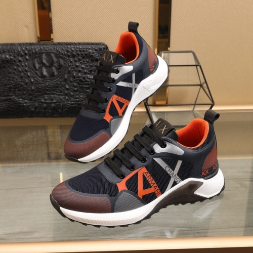 Armani Casual Shoes For Men #850378