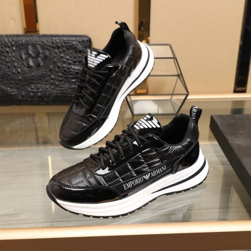 Armani Casual Shoes For Men #850380