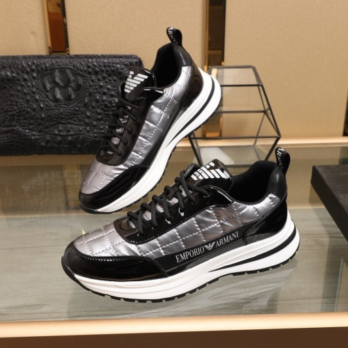 Armani Casual Shoes For Men #850381