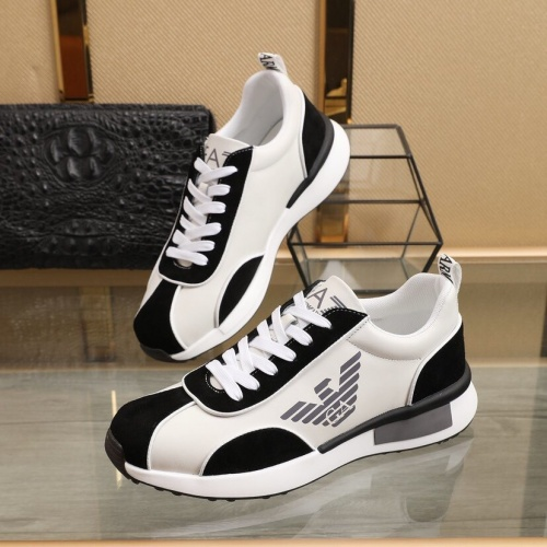 Armani Casual Shoes For Men #850382
