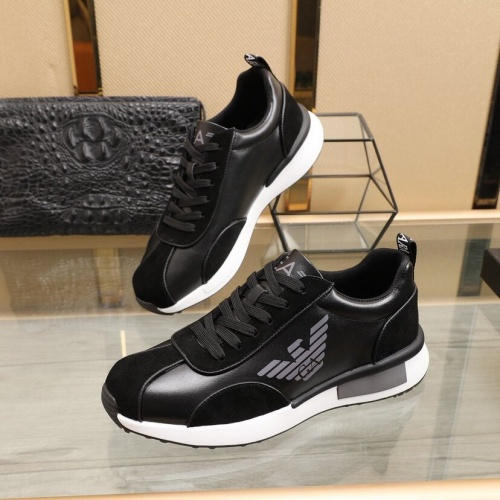 Armani Casual Shoes For Men #850384