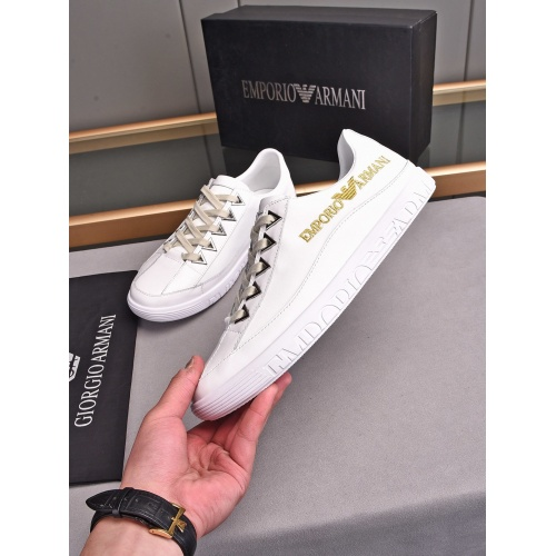 Armani Casual Shoes For Men #850404
