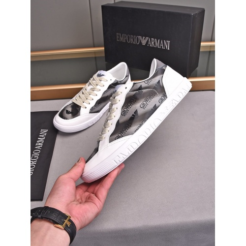 Armani Casual Shoes For Men #850406
