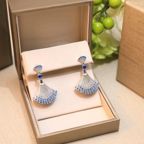 Bvlgari Earrings #850444 $41.00 USD, Wholesale Replica Bvlgari Earrings
