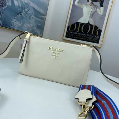 Prada AAA Quality Messeger Bags For Women #850481 $88.00 USD, Wholesale Replica Prada AAA Quality Messeger Bags