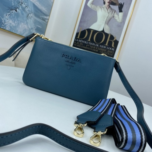 Prada AAA Quality Messeger Bags For Women #850482 $88.00 USD, Wholesale Replica Prada AAA Quality Messeger Bags