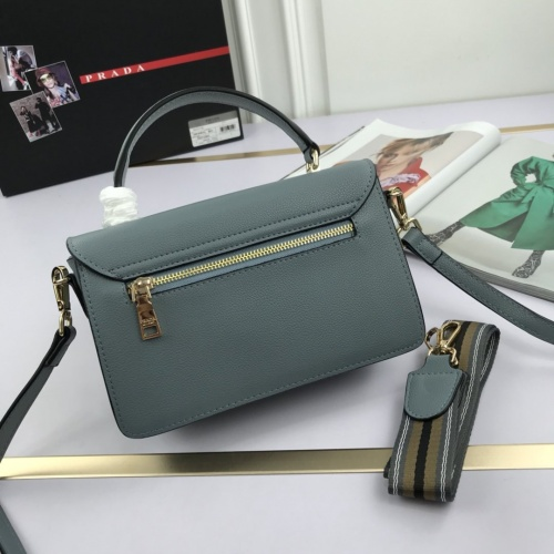 Replica Prada AAA Quality Messeger Bags For Women #850509 $98.00 USD for Wholesale