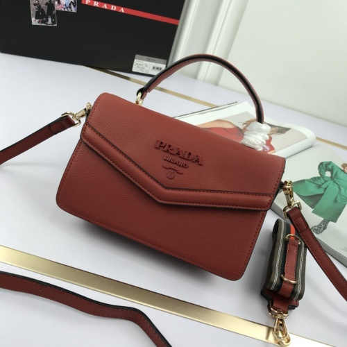 Prada AAA Quality Messeger Bags For Women #850510 $98.00 USD, Wholesale Replica Prada AAA Quality Messeger Bags