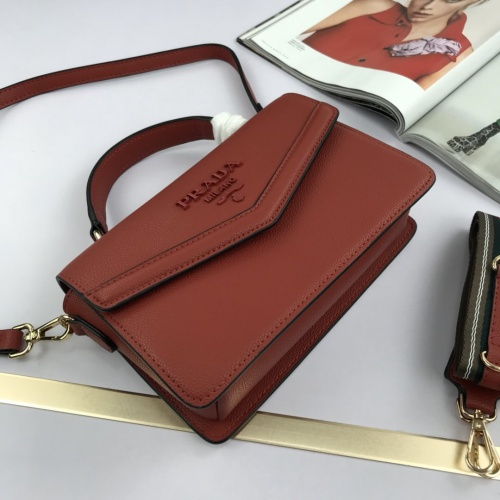 Replica Prada AAA Quality Messeger Bags For Women #850510 $98.00 USD for Wholesale