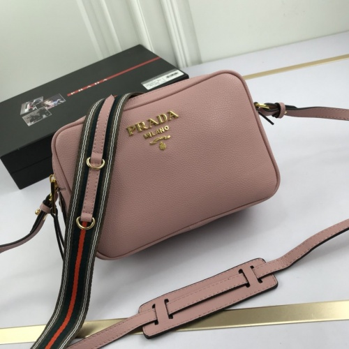 Prada AAA Quality Messeger Bags For Women #850513