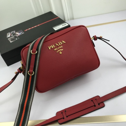 Prada AAA Quality Messeger Bags For Women #850516