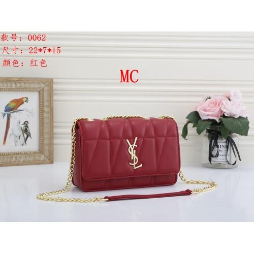 Yves Saint Laurent YSL Fashion Messenger Bags For Women #850575 $23.00 USD, Wholesale Replica Yves Saint Laurent YSL Fashion Messenger Bags