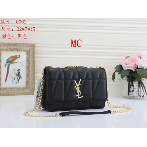 Yves Saint Laurent YSL Fashion Messenger Bags For Women #850576 $23.00 USD, Wholesale Replica Yves Saint Laurent YSL Fashion Messenger Bags