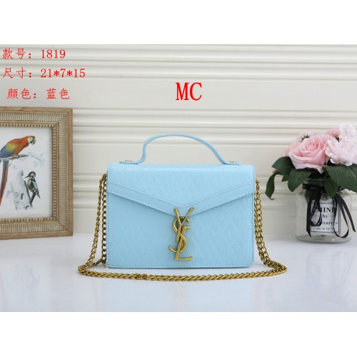 Replica Yves Saint Laurent YSL Fashion Messenger Bags For Women #850577 $24.00 USD for Wholesale