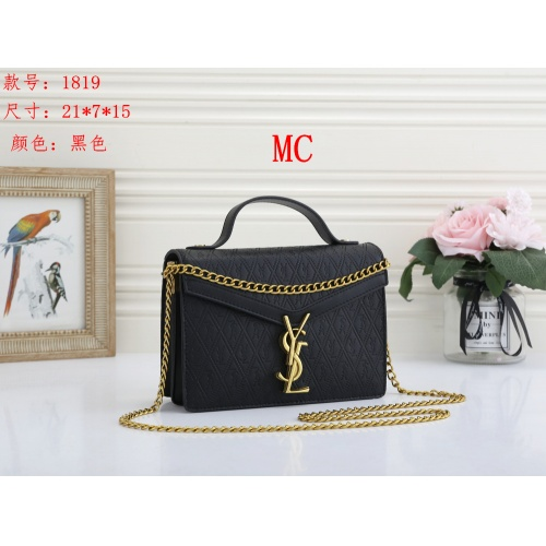 Yves Saint Laurent YSL Fashion Messenger Bags For Women #850578 $24.00 USD, Wholesale Replica Yves Saint Laurent YSL Fashion Messenger Bags