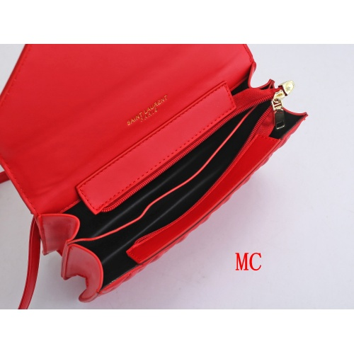 Replica Yves Saint Laurent YSL Fashion Messenger Bags For Women #850582 $24.00 USD for Wholesale