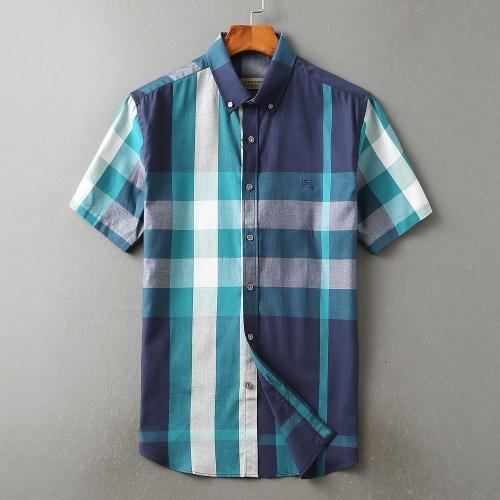 Burberry Shirts Short Sleeved For Men #850600