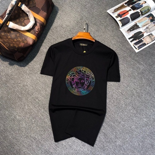 Versace T-Shirts Short Sleeved For Men #850602