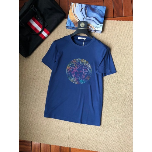 Versace T-Shirts Short Sleeved For Men #850604