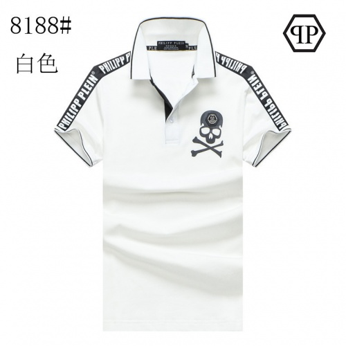Philipp Plein PP T-Shirts Short Sleeved For Men #850613